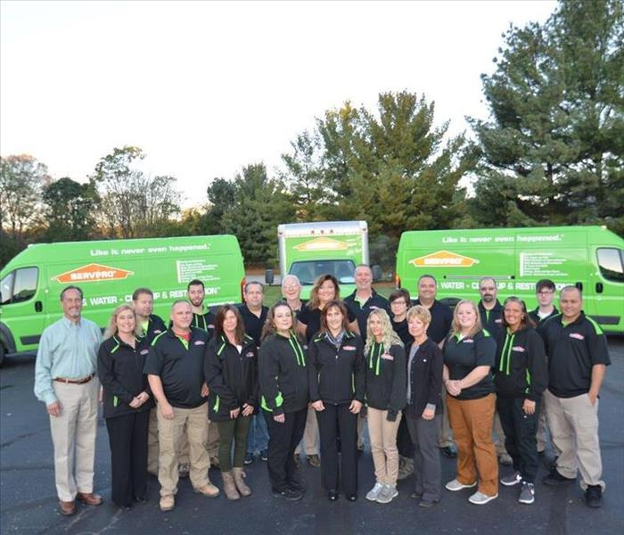 Community Call SERVPRO of Northern Summit County